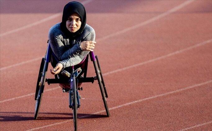 Tekerlekli Sandalye Kadın Atletizm Milli Takımı, olimpiyat kotasına odaklandı