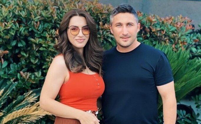 Sabri Sarıoğlu'nun eşinden Galatasaray'a gönderme