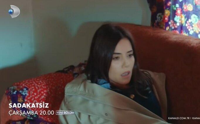 Sadakatsiz 26. bölüm izle Kanal D full HD (14 NİSAN ÇARŞAMBA)