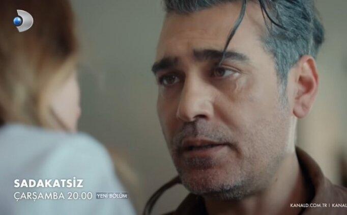 Sadakatsiz 28. bölüm izle Kanal D HD full