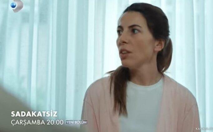 Sadakatsiz 29. bölüm izle Kanal D Çarşamba