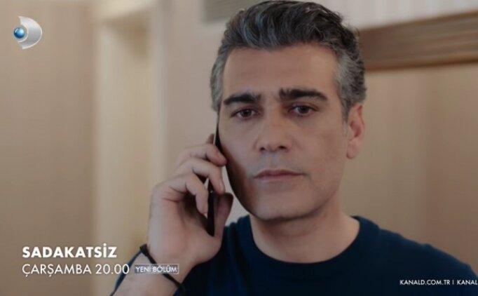 (SADAKATSİZ CANSU DERE AYRILIYOR MU?) Kanal D izle yeni bölüm Sadakatsiz