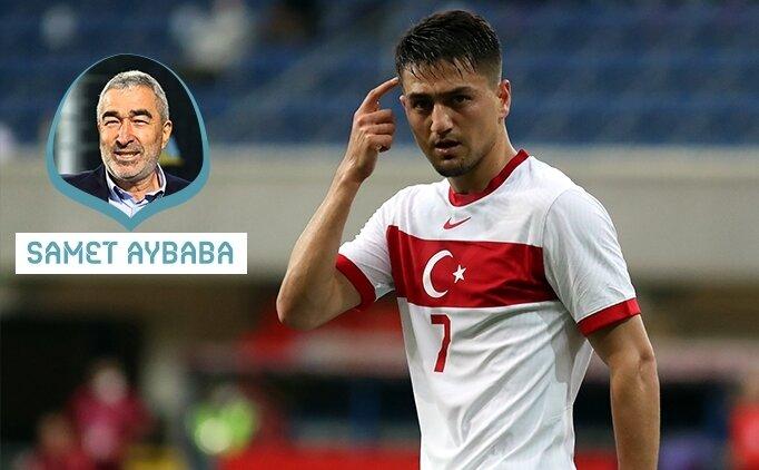 ÖZEL   Samet Aybaba, EURO 2020: 'Gruptan lider çıkacağız'