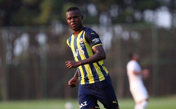 Fenerbahçe'de Mbwana Samatta sevinci