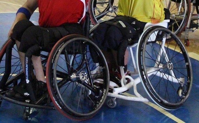 İzmir BB Tekerlekli Sandalye Basketbol Takımı'nda hedef şampiyonluk