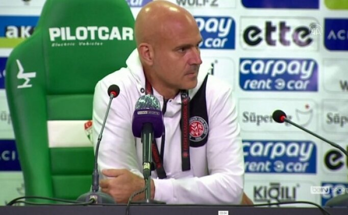 Sassarini: 'Son haftalardaki performansımızdan memnunuz'
