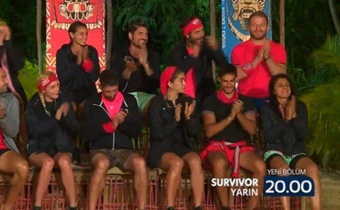 Survivor ödül oyunu kim kazandı, Survivor 14 Ocak Perşembe yeni bölüm canlı yayın TV8 izle