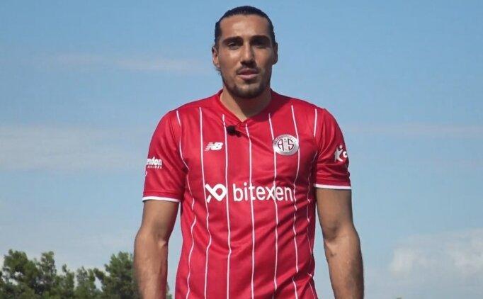 Enzo Crivelli resmen Antalyaspor'da