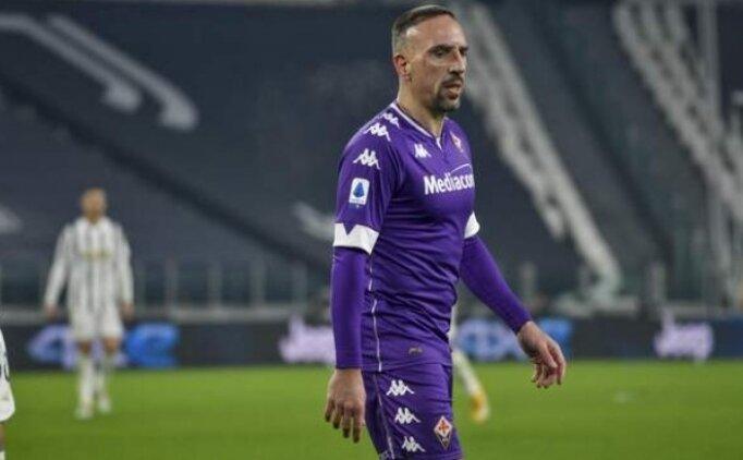 Ribery, İtalya'da taliplerini bekliyor