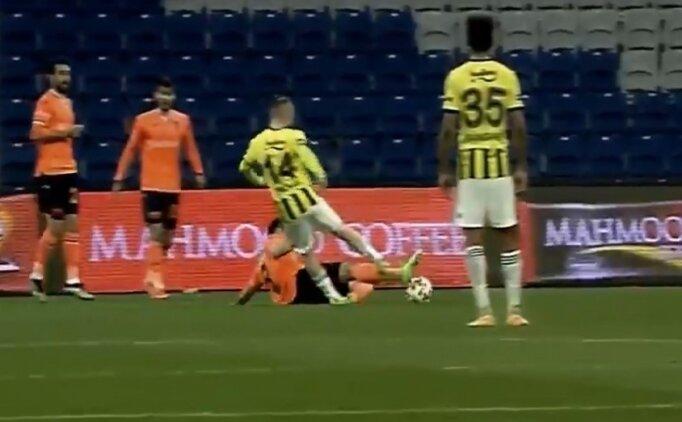 Fenerbahçe'den Başakşehir'in golüne itiraz