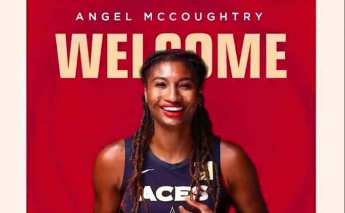 Galatasaray Kadın Basketbol, McCoughtry'i transfer etti