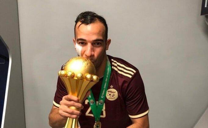 Gaziantep FK, Lyonlu stopere teklif götürdü