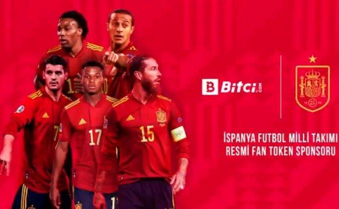 Bitci Teknoloji, İspanya Milli Takımı sponsoru oldu