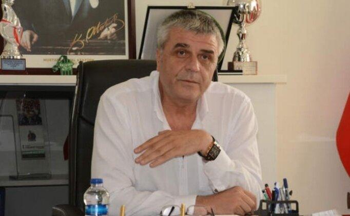 Akhisarspor eski başkanı Eryüksel hayatını kaybetti