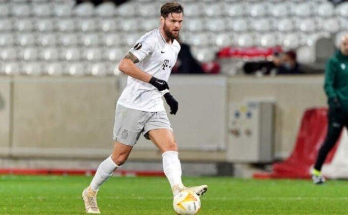 Ondrej Celustka: 'Galatasaray ile eşleşmek isterdim'