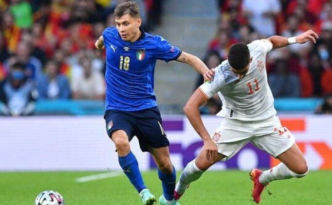 Liverpool'dan Interli Barella'ya 70 milyon euro