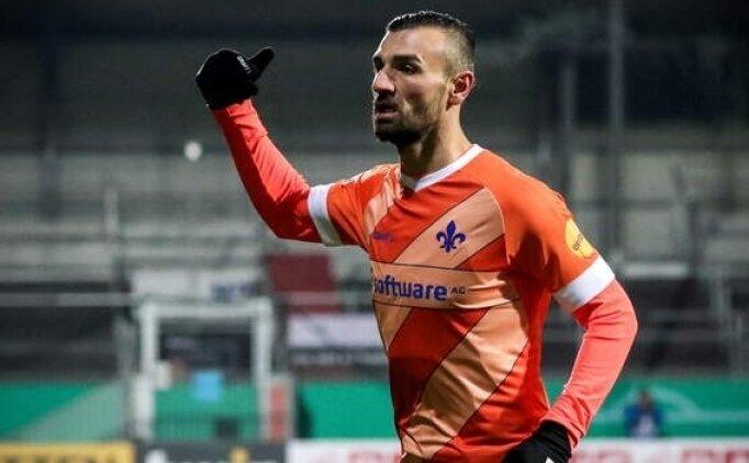 Serdar Dursun Beşiktaş'ın listesinde