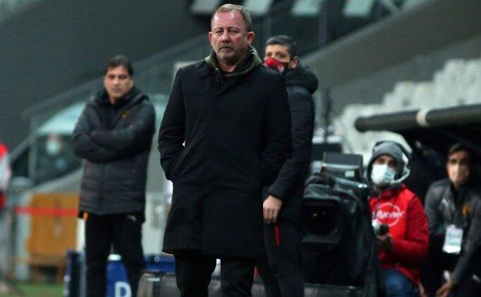 Sergen Yalçın: 'Forvet transferi yapmak istiyoruz'