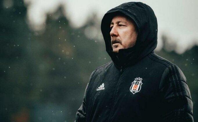 Beşiktaş'ta yönetimden Sergen Yalçın'a yeni teklif!