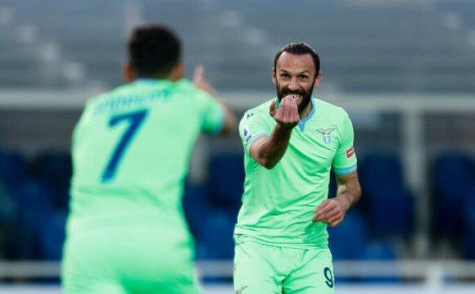 Vedat Muriqi: 'Ben bir santraforum ve gol atmak istiyorum'