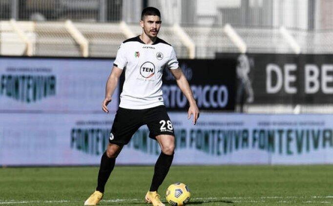 Galatasaray'ın Spezia'dan hedefi: Erlic