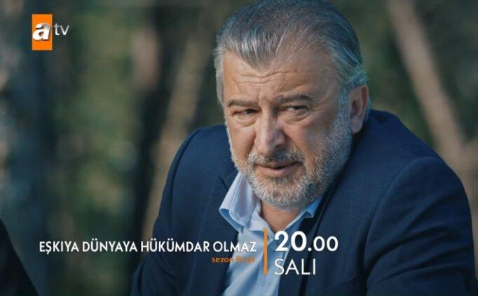 (SEZON FİNALİ) Eşkıya Dünyaya Hükümdar Olmaz 199. bölüm ATV izle full link