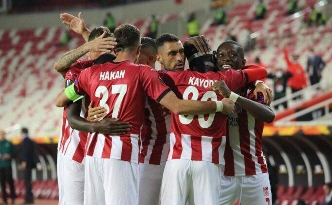 Sivasspor, ligde 4 maçtır yenilmiyor