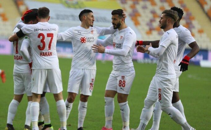 Sivasspor, Gaziantep FK karşısında moral peşinde