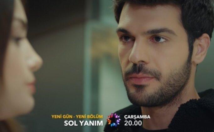 Sol Yanım 9. bölüm izle Star TV full kesintisiz 27 Ocak Çarşamba