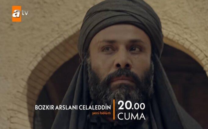 Son bölüm Bozkır Arslan Celaleddin (YENİ BÖLÜM) izle tek parça kesintisiz full yayın