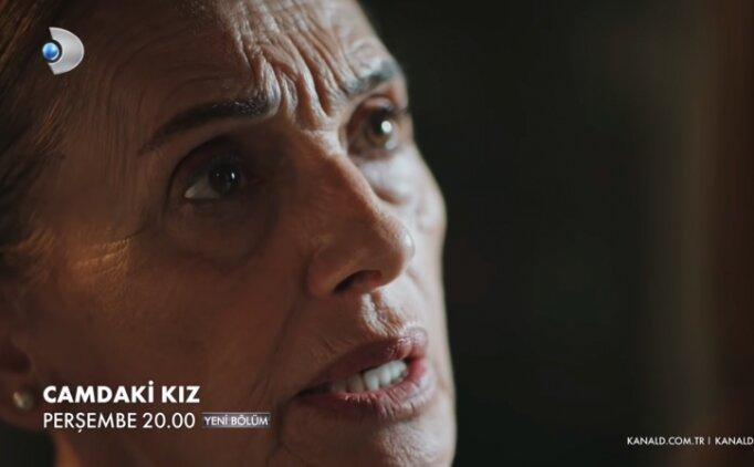 Son bölüm Camdaki Kız 15. bölüm izle 14 Ekim 2021 Perşembe
