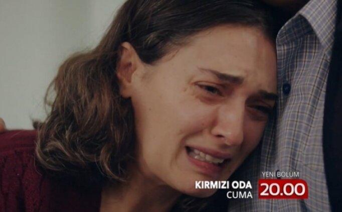 Son bölüm Kırmızı Oda 21. bölüm TV8 HD canlı izle yayın (22 Ocak Cuma)