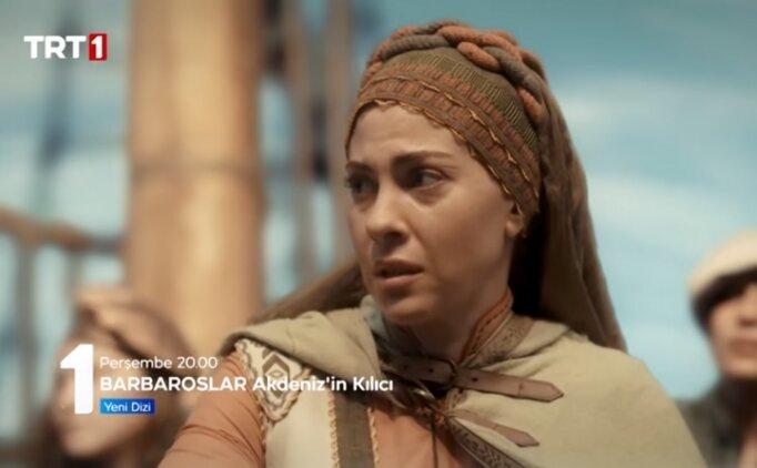 (SON DAKİKA) Barbaros dizisi izle 16 Eylül Perşembe TRT yeni bölüm