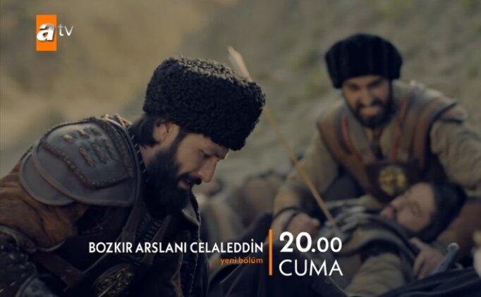 (SON DAKİKA) Bozkır Arslanı Celaleddin ATV izle full HD yayın link