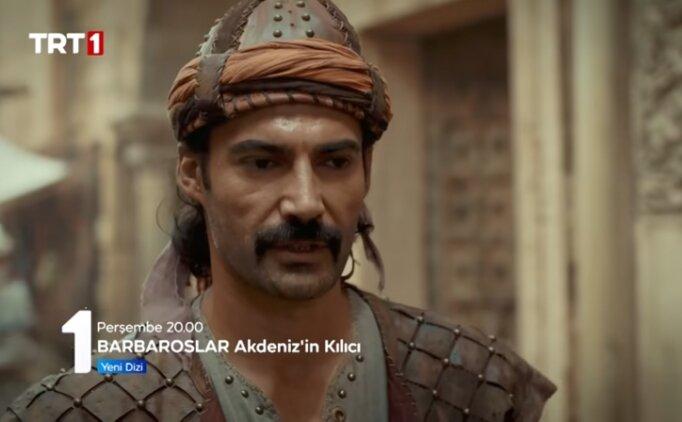 (SON DAKİKA İZLE) Barbaros dizisi izle 1. bölüm tek parça kesintisiz yeni dizi ilk bölüm