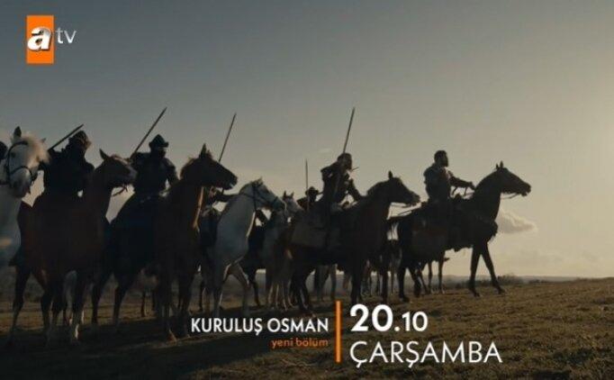 (SON DAKİKA) Kuruluş Osman 54. bölüm tek parça kesintisiz Çarşamba izle