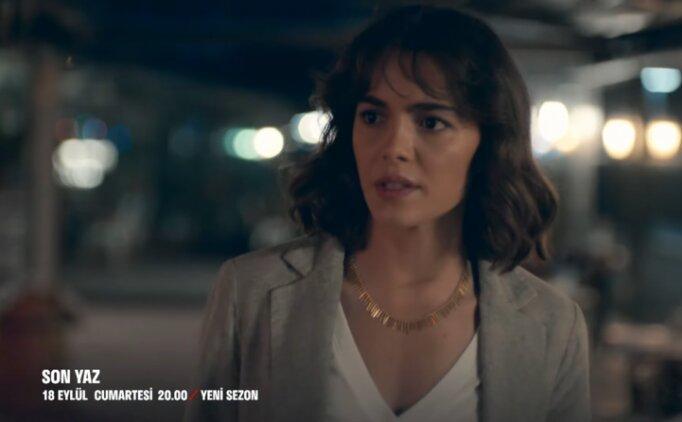 Son Yaz 22. bölüm FOX TV HD full izle, Son Yaz (YENİ SEZON) izle 18 Eylül Cumartesi