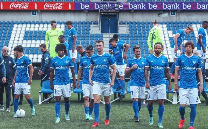Genk - Oostende maçı canlı olarak Tuttur'da