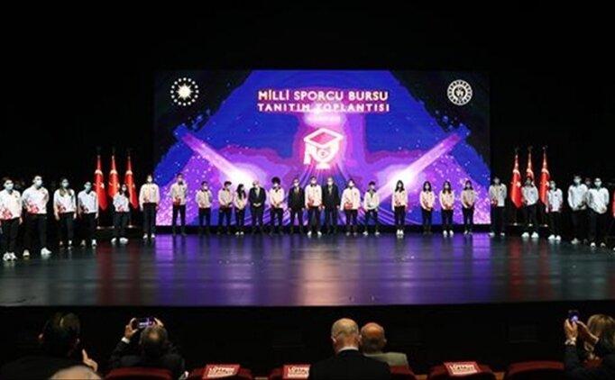 11 milli voleybolcu 'milli sporcu bursu' almaya hak kazandı