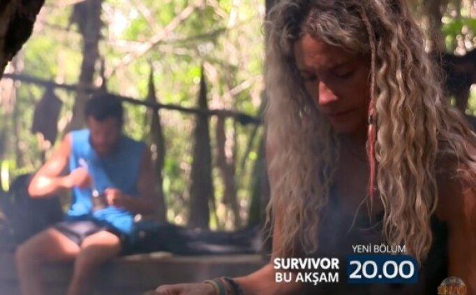 Survivor canlı yayın 7 Mart Pazar TV8 izle, son bölüm Survivor izle