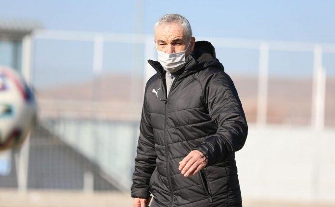 Rıza Çalımbay: 'Beşiktaş maçında bariz çıkan topu göremediler'