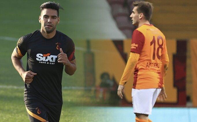Galatasaray SK: 'Falcao'nun yüzünde kırıklar var'