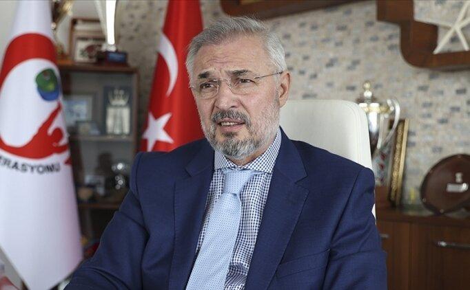 Halter Federasyonu Başkanı Tamer Taşpınar: 'Çok şükür 3 kota hedefimize ulaştık'