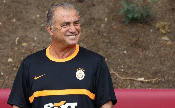 Galatasaray'da Fatih Terim'in imza günü