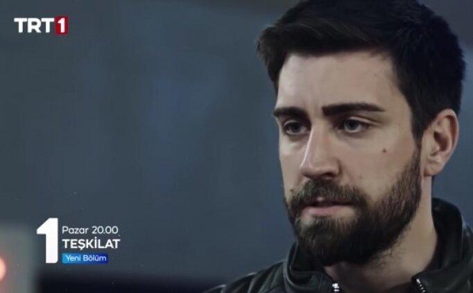 Teşkilat 6. bölüm TRT 1 HD full izle yayın 11 Nisan 2021 Pazar
