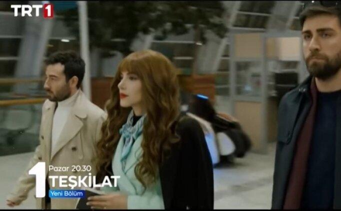 Teşkilat 9. bölüm izle TRT 1 kesintisiz full tek parça canlı yayın