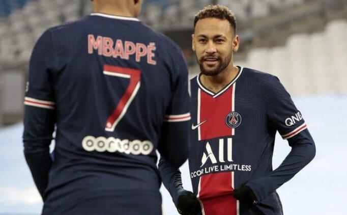 Neymar: 'Geçen yıl en iyi Bayern'di, şimdi değiller'