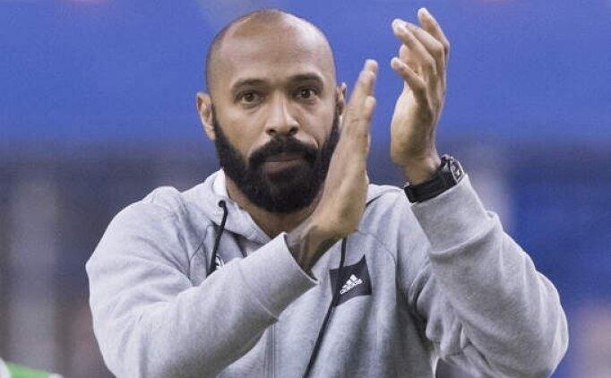 Thierry Henry, Montreal'den istifa etti!