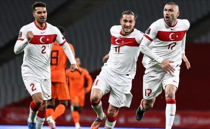 Türkiye, FIFA dünya sıralamasında 3 basamak birden yükseldi