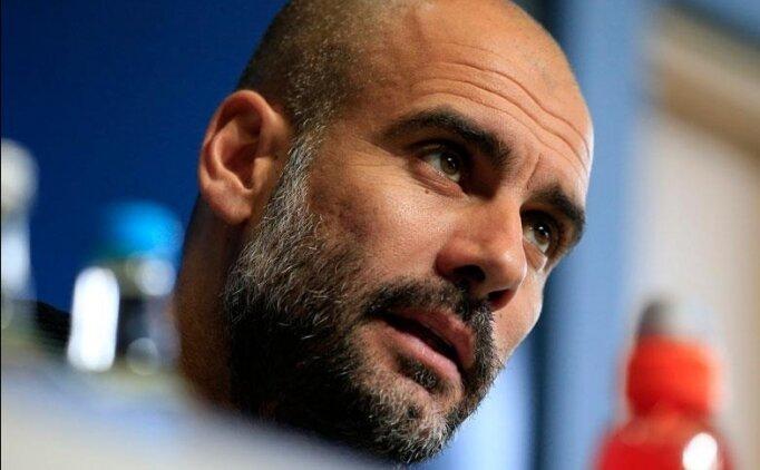 Pep Guardiola: 'Garcia ile vedalaşacağız'
